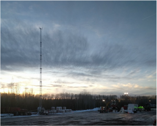 remote rig cell cellular signal booster Fort McMurray Alberta