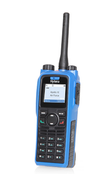 Hytera PD792EX intrinsically safe DMR two-way radio Fort McMurray