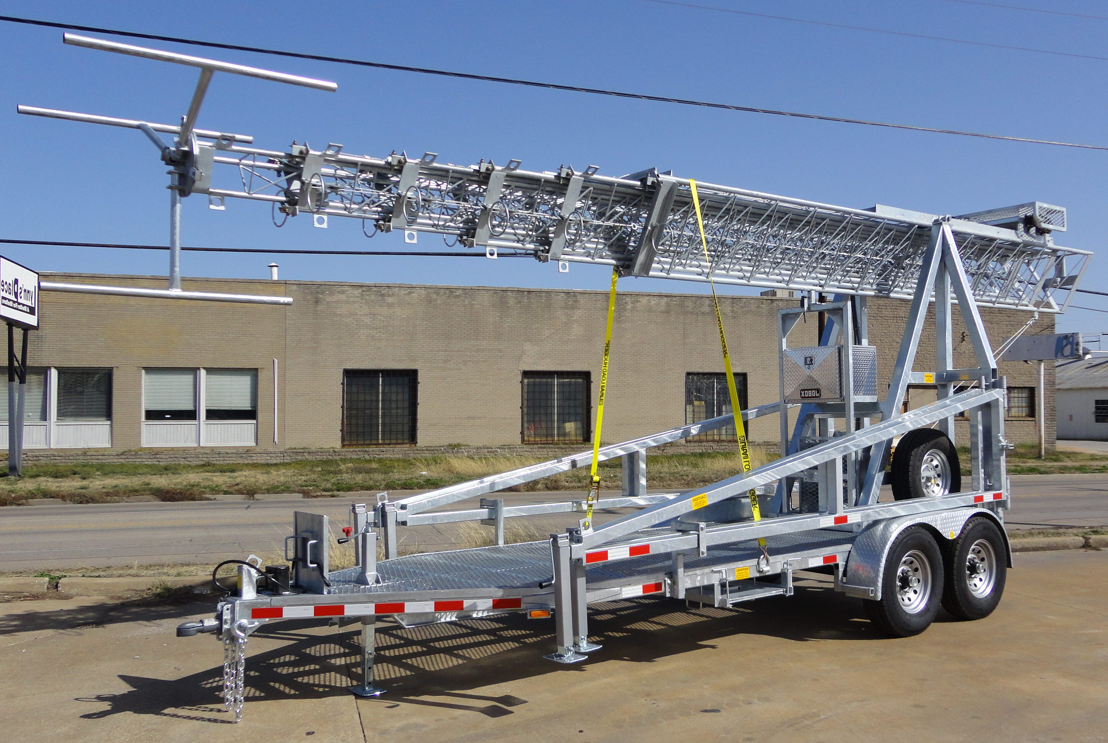 Mobile Communication Towers - rental and sales