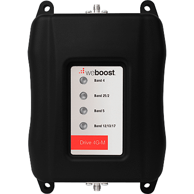 weBoost Drive4G-M cell booster and installation Fort McMurray