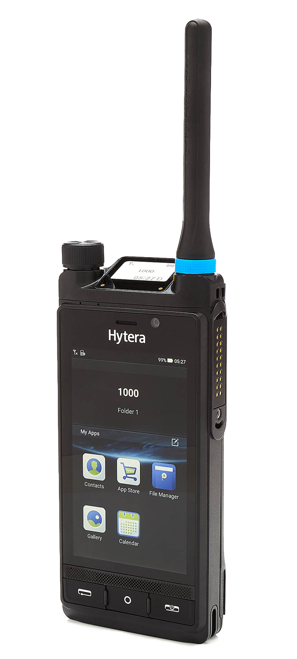 Hytera PDC762 digital DMR LTE two-way radio Fort McMurray