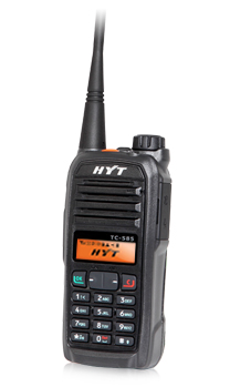 Hytera TC-580 two-way radio Fort McMurray