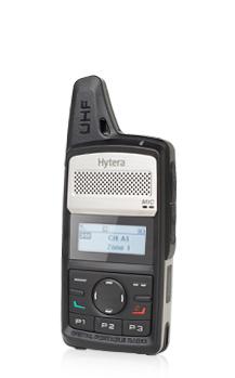 Hytera PD365 digital DMR two-way radio Fort McMurray