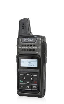 Hytera PD372 digital DMR two-way radio Fort McMurray