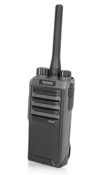 Hytera PD402 digital DMR two-way radio Fort McMurray