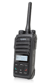 Hytera PD562 digital DMR trunking two-way radio Fort McMurray