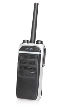 Hytera PD602 digital DMR trunking two-way radio Fort McMurray