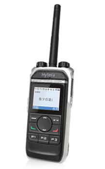 Hytera PD662 digital DMR trunking two-way radio Fort McMurray