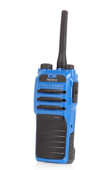 Hytera PD712-EX intrinsically safe DMR two-way radio Fort McMurray