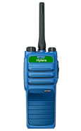 Hytera PD712IS intrinsically safe DMR two-way radio Fort McMurray