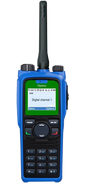Hytera PD792IS intrinsically safe DMR two-way radio Fort McMurray