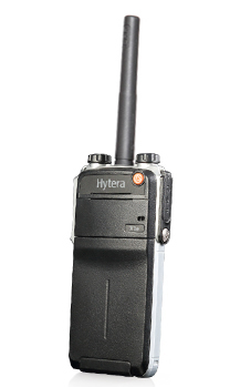 Hytera X1e digital DMR trunking two-way radio Fort McMurray