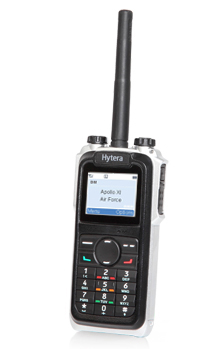 Hytera X1p digital DMR trunking two-way radio Fort McMurray