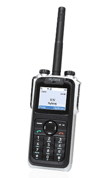Hytera Z1p DMR trunking two-way radio Fort McMurray