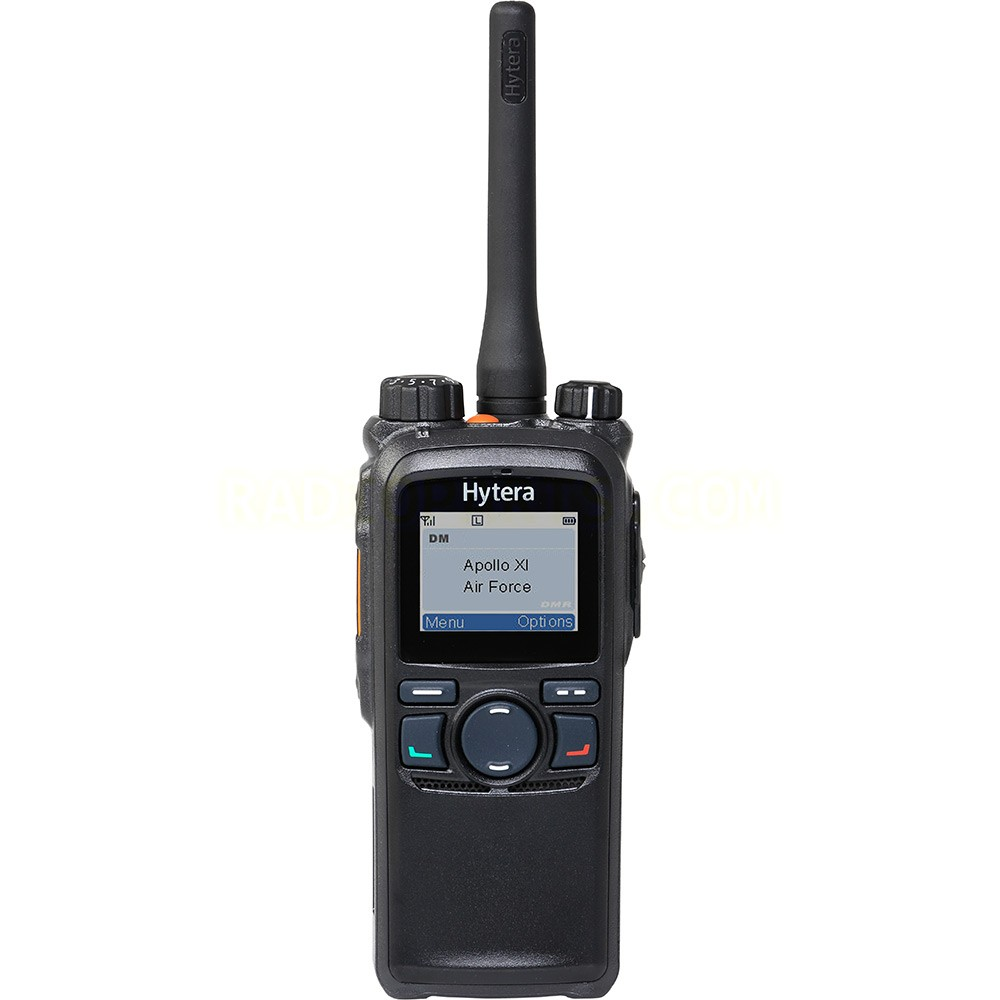 Hytera pd752 digital DMR trunking two-way radio Fort McMurray