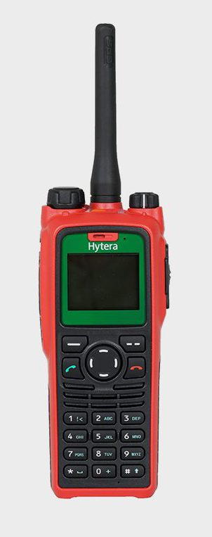 hytera PT790-EX digital TETRA trunking two-way radio Fort McMurray