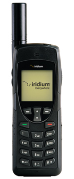 Iridium 9555 Satellite Phone Fort McMurray