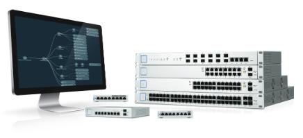 Ubiquiti network hardware